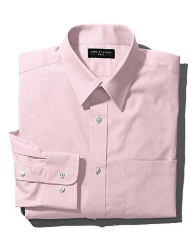 LORD & TAYLOR KIDSGuys 8-20 Spread Collar Dress Shirt