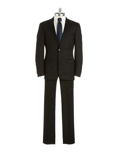 JOHN VARVATOS U.S.A. Slim Fit Wool Suit