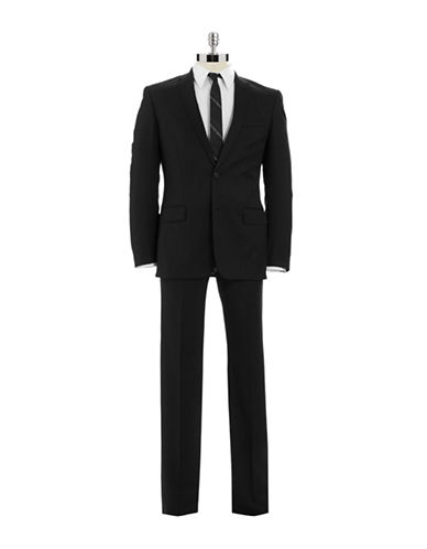 JOHN VARVATOS U.S.A. Slim Fit Two-Piece Suit