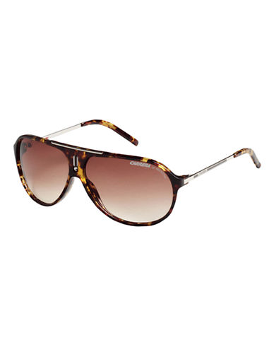 CARRERA Hots Plastic Aviator Sunglasses