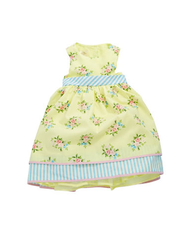 Shop Laura Ashley online and buy Laura Ashley Baby Girls Floral Dress dress online