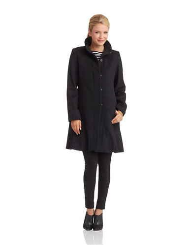 GEORGE SIMONTONFit and Flare Coat