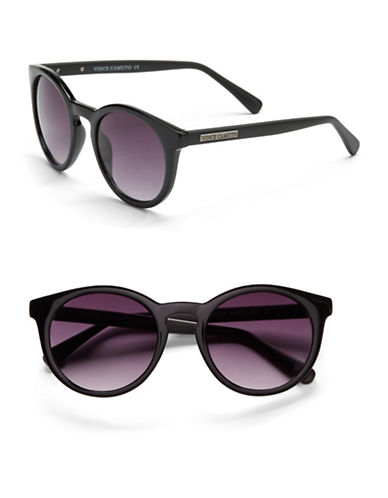 VINCE CAMUTO57mm Round Frame Sunglasses