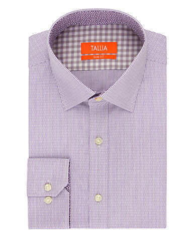 TALLIA ORANGEWisteria Slim Fit Dress Shirt
