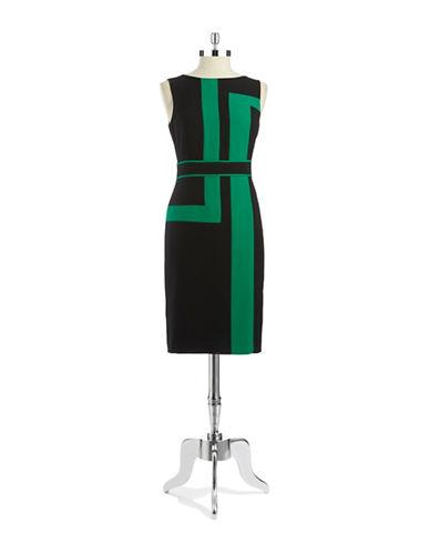 Nipon Boutique Bateau Sheath Dress