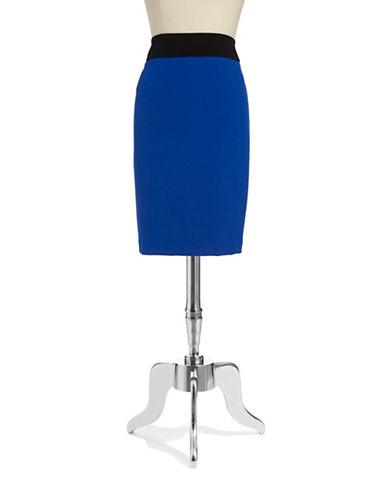 NIPON BOUTIQUEColorblocked Pencil Skirt