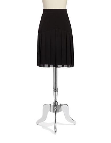 NIPON BOUTIQUEPleated Chiffon Skirt