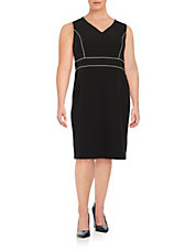 Plus Size Day Dresses And Casual Dresses Lord Amp Taylor