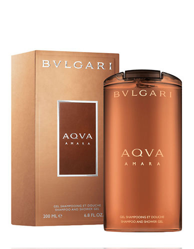 BVLGARIAQVA Amara Shampoo and Shower Gel 6.8oz