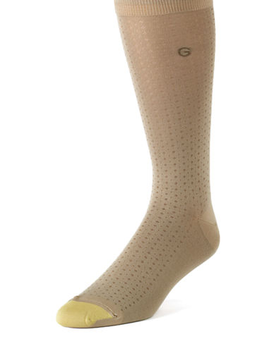 GOLD TOE Printed Over Calf Socks