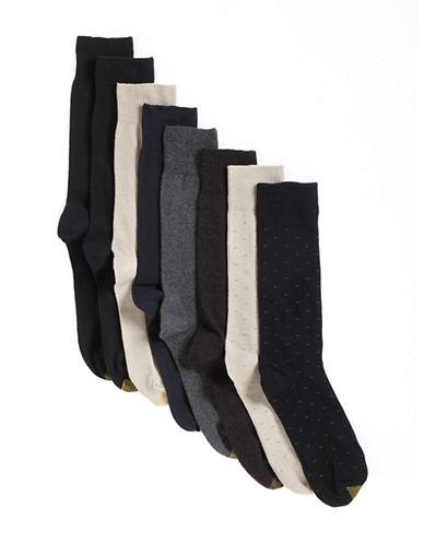 GOLD TOE8-Pack Mid-Calf Socks