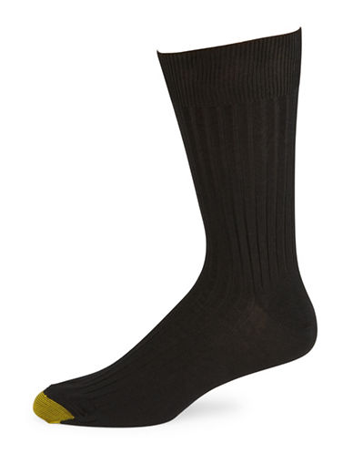 GOLD TOE3 Pack Crew Dress Socks PLUS 1 Free Pair