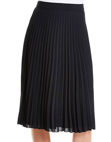 JESSICA SIMPSONPleated A-Line Skirt