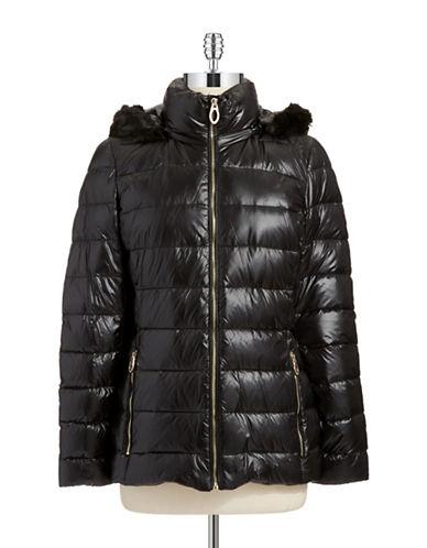 IVANKA TRUMPHooded Puffer Coat