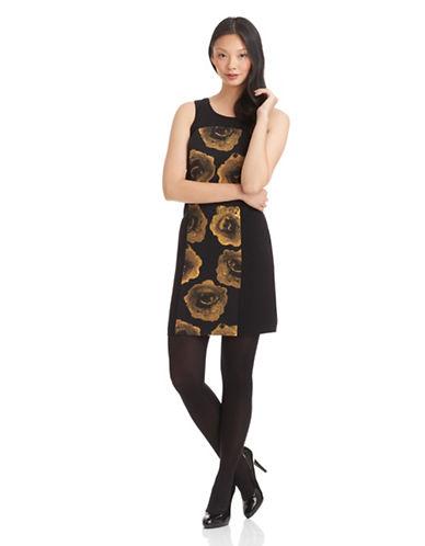 KENSIEFloral Print Shift Dress