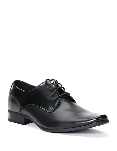 CALVIN KLEINBrodie Patent Leather Oxfords