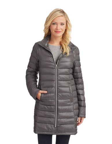 CALVIN KLEINPackable Lightweight Coat