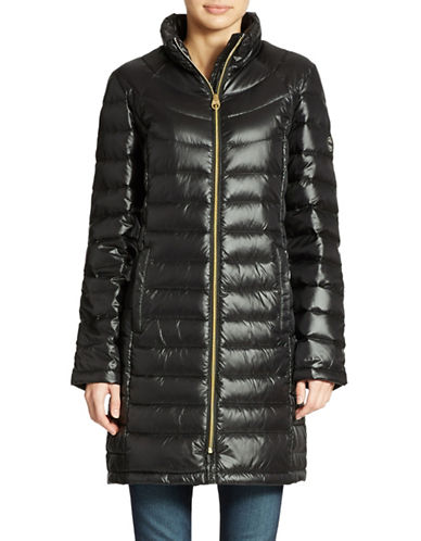 CALVIN KLEIN Packable Lightweight Coat