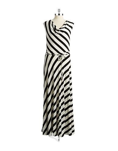 CALVIN KLEINBlouson Maxi Dress