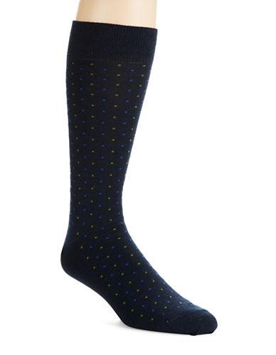 COLE HAANPatterned Dress Socks
