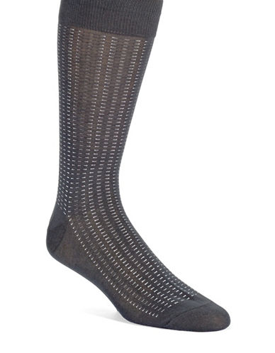 COLE HAAN Dashed Dress Socks