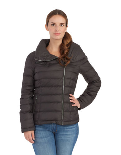 COLE HAAN Packable Puffer Jacket