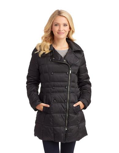 COLE HAANZipper Puffer Coat