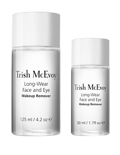 TRISH MCEVOY New - Long-Wear Face and Eye Makeup Remover 4.2 oz