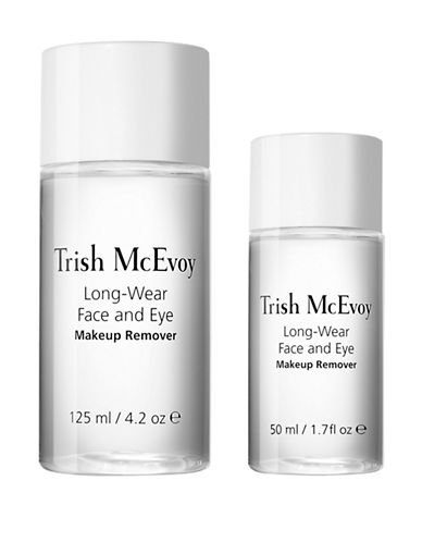 TRISH MCEVOY New - Long-Wear Face and Eye Makeup Remover 1.7 oz