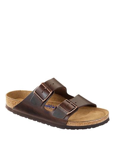 BIRKENSTOCKArizona Amalfi Leather Sandals