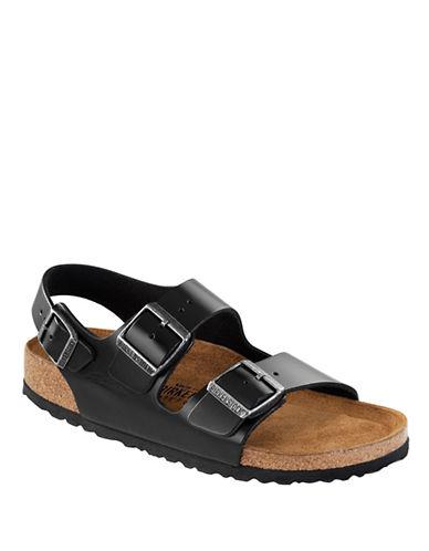 BIRKENSTOCKMilano Amalfi Leather Slingback Sandals