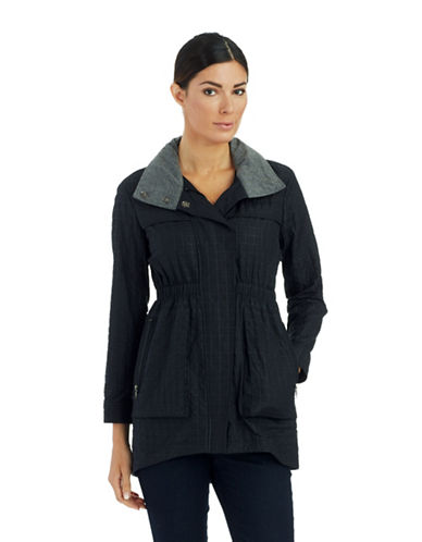ALI ROQuilted Anorak Jacket