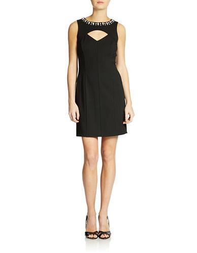 Shop Ali Ro online and buy Ali Ro Beaded Pieced Dress dress online