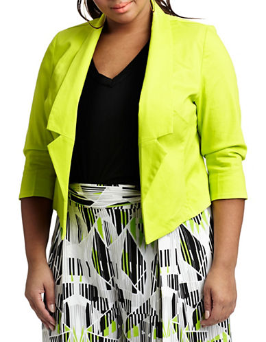 Harper Stretch Tuxedo Blazer plus size,  plus size fashion plus size appare
