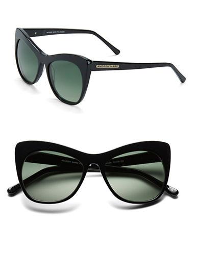 MARC NEW YORK ANDREW MARC53mm Cat Eye Sunglasses