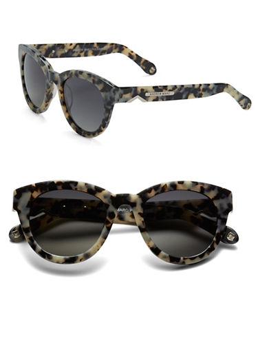 MARC NEW YORK ANDREW MARC51mm Cat Eye Sunglasses