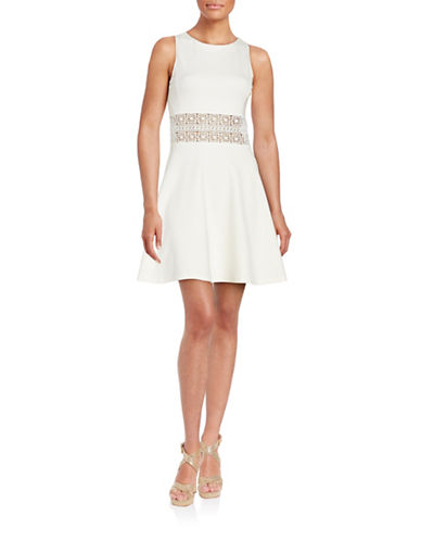 lace waist dress lord taylor
