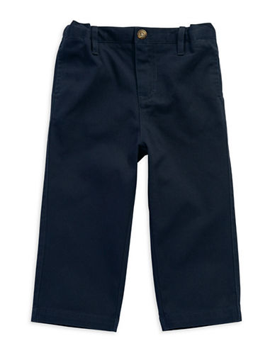 HARTSTRINGS Baby Boys Cotton Twill Pants