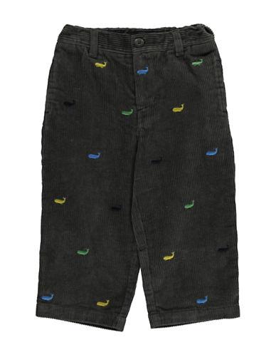 HARTSTRINGSBaby Boys Corduroy Flat Front Pants