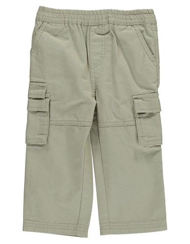 HARTSTRINGSBaby Boys Canvas Cargo Pants