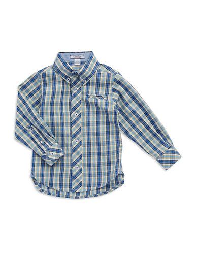 KITESTRINGSBoys 2-7 Plaid Dress Shirt