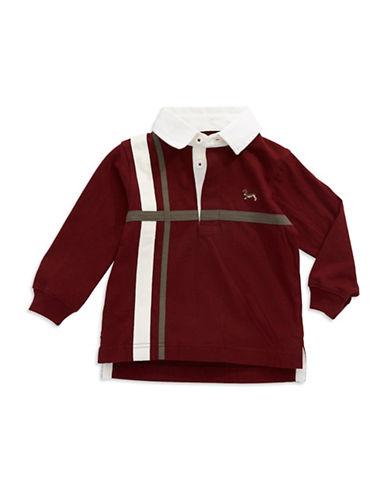 KITESTRINGSBoys 2-7 Long Sleeved Rugby Shirt