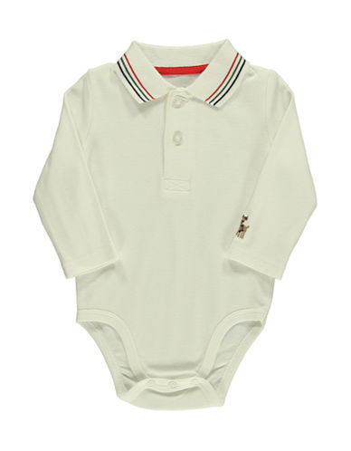 HARTSTRINGS Baby Boys Cotton Interlock Bodysuit