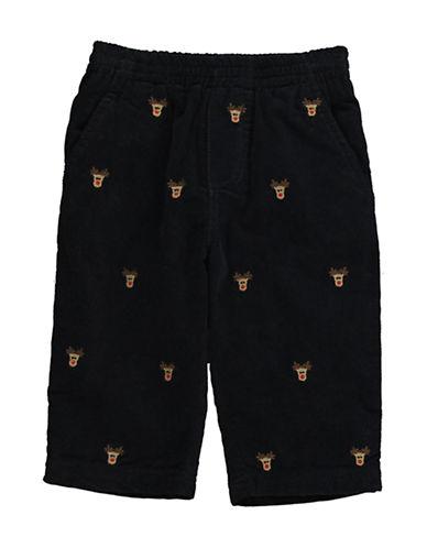 HARTSTRINGSBaby Boys Printed Corduroy Pants