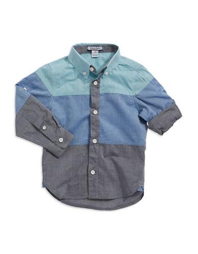 KITESTRINGSBoys 2-7 Colorblock Sport Shirt