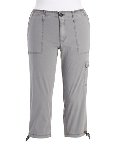 DKNY JEANSCargo Capri Pants