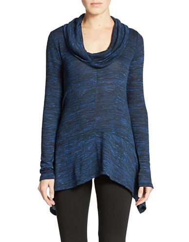 DKNY JEANS Cowl Neck Sweater