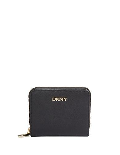 DKNYSaffiano Leather Wallet