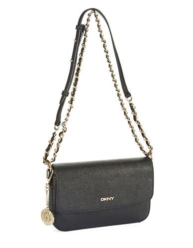 DKNYSnap Button Crossbody Bag