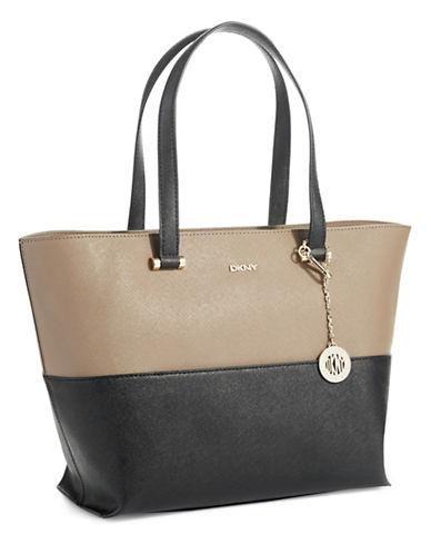DKNYTextured Shopper Bag